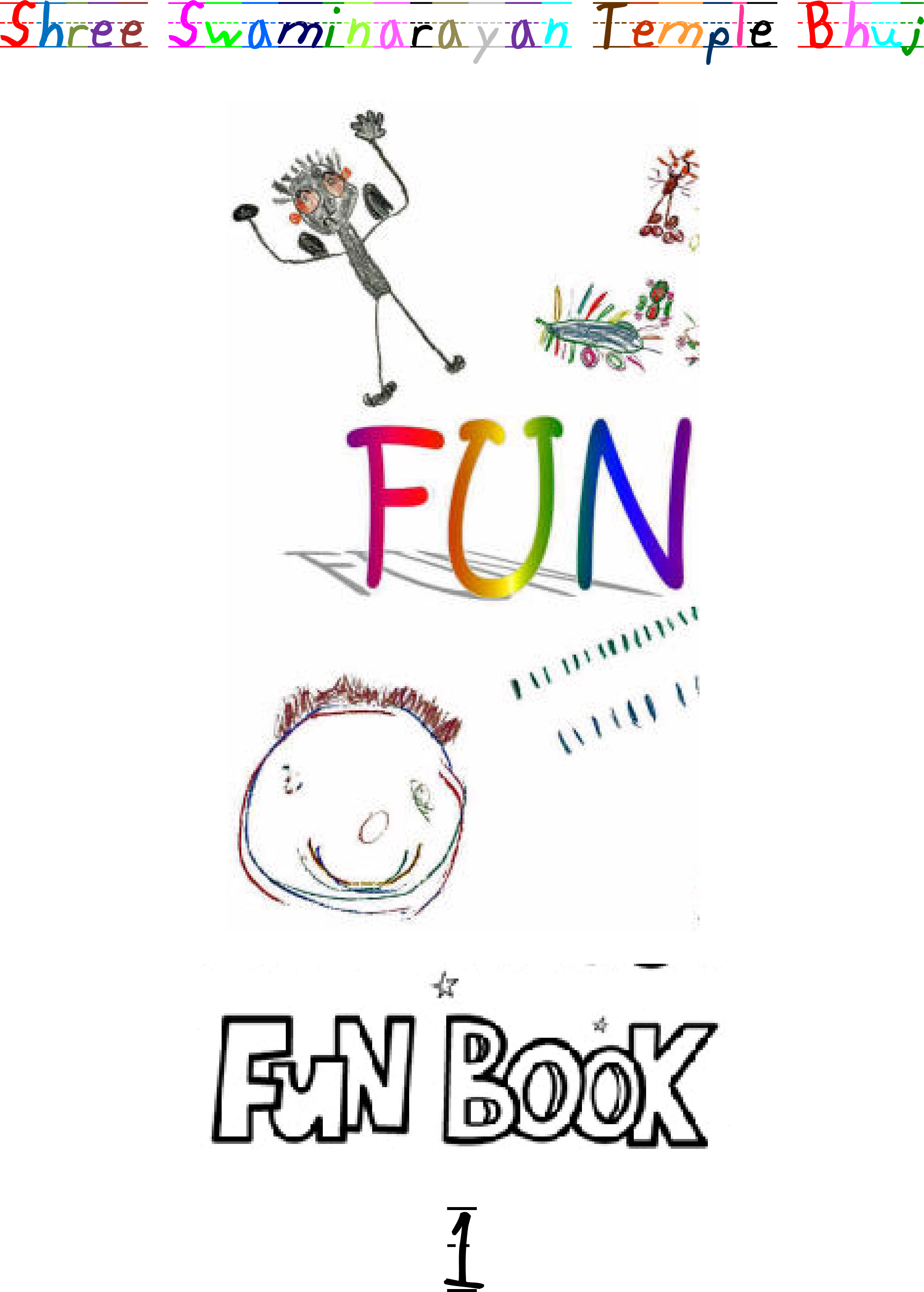 Cover of Funbook 01