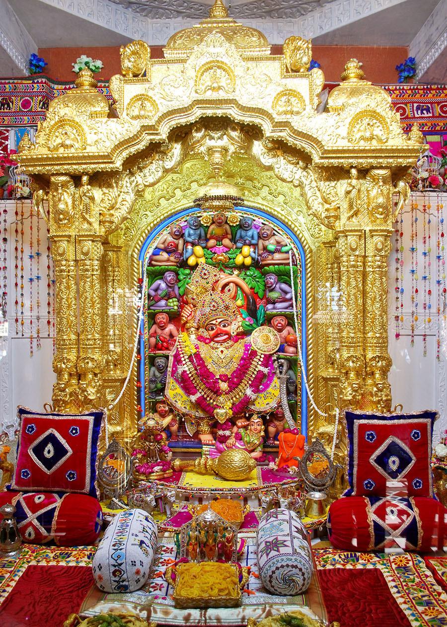 Shree Swaminarayan Mandir Sarangpur
