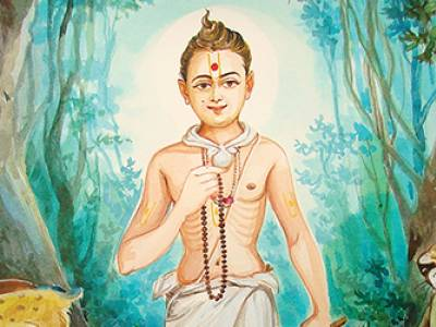 Ramanand Swami Writes Letter To Muktanand and Nilkanthvarni