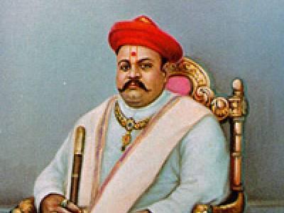 Acharya Shree Devendraprasadji Maharaj