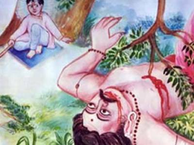 Kalidatta's Death
