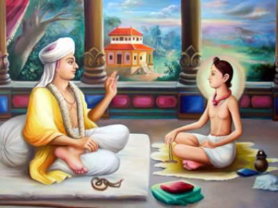 Mahadiksha To Nilkanthvarni