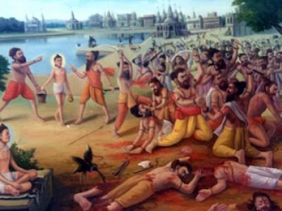 The wicked sadhus of Jagnathpuri
